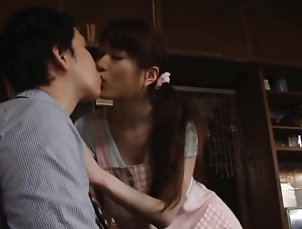 Asian,Hardcore,Reality,Japanese,Natural Tits,Story Hot Asian Housewife Sucking and...