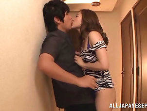 Asian,Couple,Hardcore,Japanese,Reality,Nice Ass asian babe with nice ass gets her...