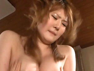 Hardcore,Cuckold,Natural Tits,Asian,Japanese,Panties Kinky hubby looks on as hot Asian...
