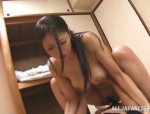 Asian,Couple,Hardcore,Japanese,Wife,MILF,Cougars Tantalizing japanese wife loves...