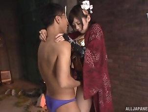 Gangbang,Japanese,Cumshot,Cum In Mouth,Swallow,Facial,Bukkake Messy facial ending after wild...