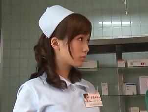 Japanese,Uniform,Nurses Japanese nurse wearing a uniform...