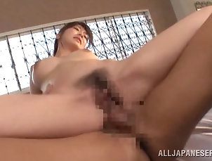 Asian,Japanese,Hardcore,Natural Tits Passionate Asian miss having her...