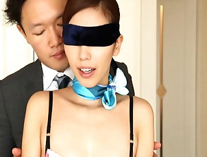 Hardcore,Couple,Asian,Japanese Horny hubby treats her wife to a wild...