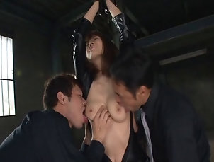 BDSM,Fetish,Asian,Japanese Most hardcore penetration action for...