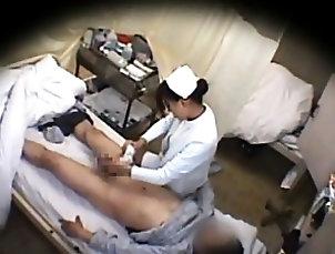 Asian,Nurses,Reality,Voyeur,Handjob,Japanese Amateur Asian nurse giving this lucky...