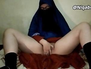 hijab-indo;muslim-hijab;niqab;niqab-arab-fuck,Asian;Big Ass;Blowjob;Handjob;Mature;Arab;Exclusive;Pussy Licking;Verified Amateurs;Muscular Men Niqab Queen Indo Project #1