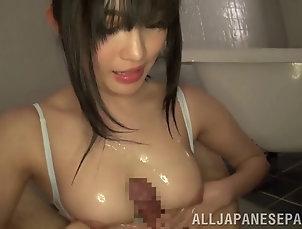 Couple,Hardcore,Asian,Japanese,Bikini,Nice Ass,Bath japanese beauty with nice ass in bath...