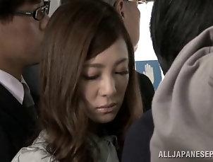 Reality,Public,Japanese,Asian,Miniskirt,Upskirt,MILF,Cougars Asian babe Minori Hatsune gives...