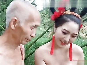 Asian;Chinese;HD Videos;Ass Licking;Farmer;Eating Pussy;Pussy Licking;Kissing;Asian Pussy;Costume;Chinese Pussy;Females;China Sex;70 Years;Ghost;Old Farmer Ancient costume, female ghost tempts...