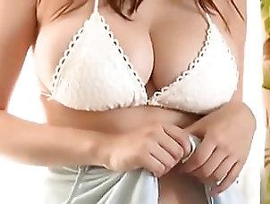 Asian;Big Boobs;Japanese;Big Natural Tits Ai Shinozaki - Hot Japanese Girl in...
