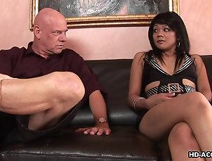 Couple,Asian,Pornstars Asian pornstar Kelly missionary...