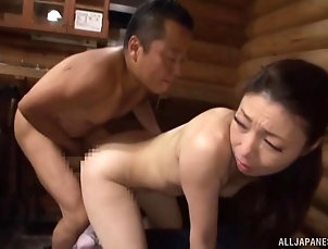 Couple,Japanese,Panties Nice ass licking leads to wild...