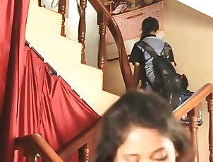 Asian;Indian;Lingerie;Nylon;HD Videos Satin Silk 518
