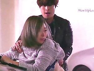 Asian;Korean;HD Videos;Ballbusting;Korean Sex;Done;Yoon Min Do-yoon 4