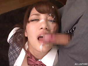 Group Sex,Hardcore,Asian,Japanese,Clothed Sex,Pantyhose,Nylon,Foursome Pantyhose wearing Asian slut receives...