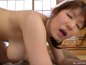 Couple,Natural Tits,Japanese,Big Tits Busty nurse Sakurano Yuina loves...