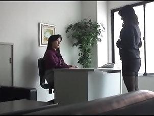 kink;japanese;spanking,Asian;Lesbian;Japanese スパンキング オフィスレ�...