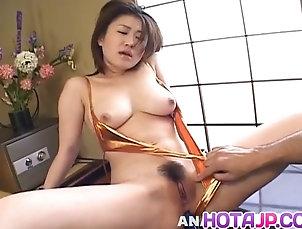 Asian;Bondage;Japanese;MILFs;Sex with Toys;Ass Sex;Ass Fucked;Fucked;All Japanese Pass Kokoro Miyauchi busty has twat and...