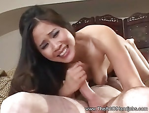 Asian;Handjobs;Interracial;MILFs;Mistress;The Art of Handjobs Asian MILF Nasty Hard Handjob