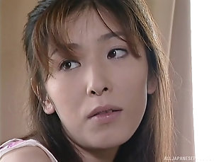 Couple,Hardcore,Asian,Japanese Asian milf treats the cute guy to his...