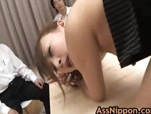 fucking,creampie,bukkake,amateur,groupsex,nippon,j,Asian Anna Mizukawa Naughty Asian model...