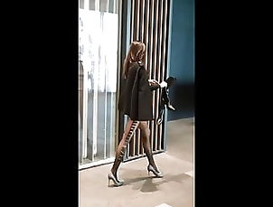 Asian;HD Videos;Outdoor;Secretary;Boots;High Heels;Teacher;Pantyhose;Long;Lingeries;Pantyhose Heels;Lingerie Heels;Heels;Lingerie Boots Long legs in pantyhose and heels