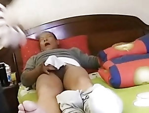 Amateur;Asian;Blowjob;Old & Young;HD Videos;Dad Asian CD Blows Daddy