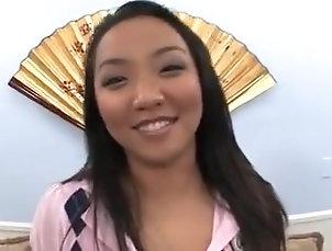 Asian;Cumshots;Hardcore;Interracial;Teens Casting cut asian teengirl