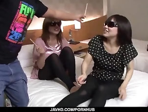 javhd;asian;japanese;cum-on-tits;mmff;hardcore-action;shaved-pussy;rear-fuck;sexy-pantyhose;fingering,Asian;Amateur;Blowjob;Japanese Ria enjoys sex with two strangers...