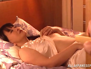 Solo Models,Pornstars,MILF,Cougars,Asian,Japanese,Masturbation Slutty Asian masturbating-she does...