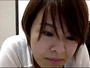Masturbation;Japanese;Orgasms;Big Natural Tits;Dildo;HD Videos Horny japanese with big boobs...