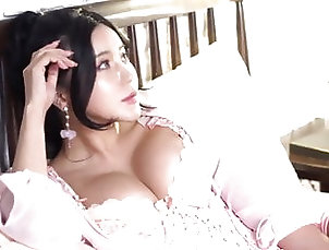 Asian;Babe;Brunette;Korean;Lingerie;HD Videos;Big Tits LAYSHA's GoEun And Her Delicious...