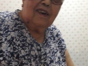 Granny,Chinese,Homemade,Amateur,Asian Chinese granny