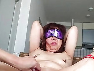 Amateur;Anal;Asian;Blowjob;Hairy;Japanese;MILF;Orgasm;Saggy Tits;HD Videos Granny Japanese mom's dirty sex