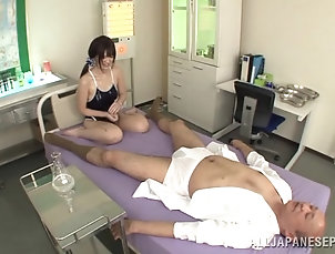 Natural Tits,Oiled,Asian,Japanese,Hardcore,POV,Amateur Nasty Japanese chick Kaori gives a...