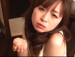 Couple,Hardcore,POV,Japanese,Cumshot,Cum In Mouth,Swallow Cum in mouth for cock sucking Nozomi...