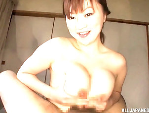 Couple,Hardcore,Asian,Japanese,Natural Tits He unloads his batch on this Japanese...