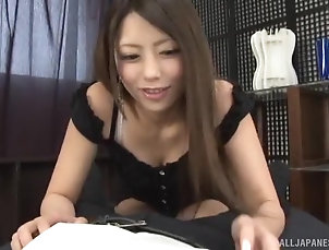 Couple,Japanese,POV Japanese MILF is so skilled that only...