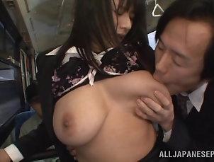 Reality,Big Tits,Bra,Pantyhose,Nylon,Asian,Hardcore,Japanese,Fingering,Public,Bus,Clothed Sex Naughty Japanese Girl Gets Fucked on...