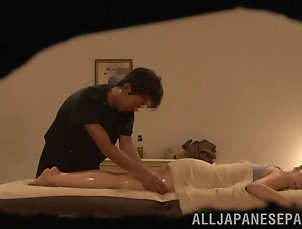 Couple,Hardcore,Asian,Japanese,Reality,Hidden Cams,Cowgirl,Massage Hidden cam catches hot Asian broad...