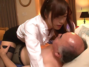 Couple,Hardcore,Asian,Japanese,Natural Tits Cute Masami loves it when...