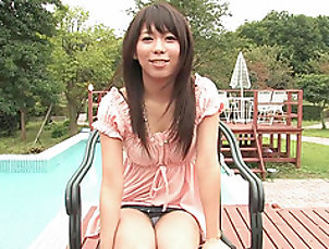 Fetish,Foot Fetish,Close Up,Outdoor,Asian,Couple,Hardcore,POV Skillful Asian chick teases a guy...