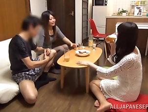 Reality,Asian,Japanese,Story,Hardcore,Amateur Fascinating amateur couple having...