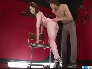 Japanese Dazzling oral play for Tomoka...