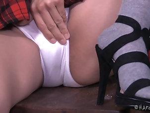 BDSM,Fetish,Bondage Master likes tying up his Asian...