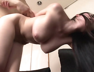 Couple,Hardcore,Close Up,Asian,Japanese,Natural Tits,Big Tits,Doggystyle,Long Hair Barely legal Japanese slut with big...
