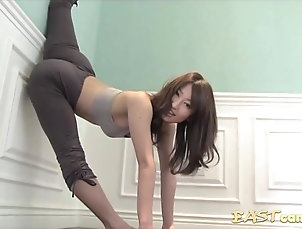 Solo Models,Asian,Flexible Flexible China Kamino Stretching...