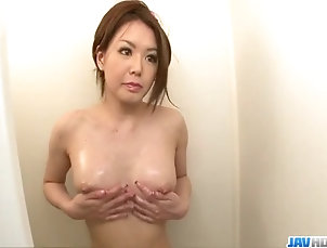 Couple,POV,Japanese,Pussy,Hairy,Toys,Vibrator,Hardcore Serious shower adventure for horny...