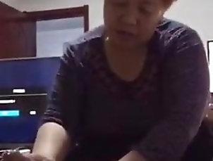 Asian;Granny;Big Tits asian granny